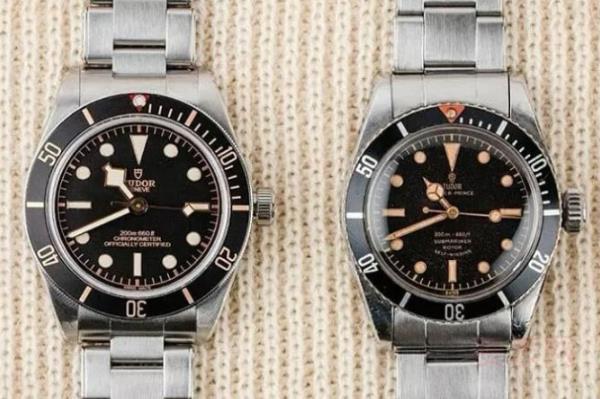 帝舵70330n手表回收是否能够拔得头筹