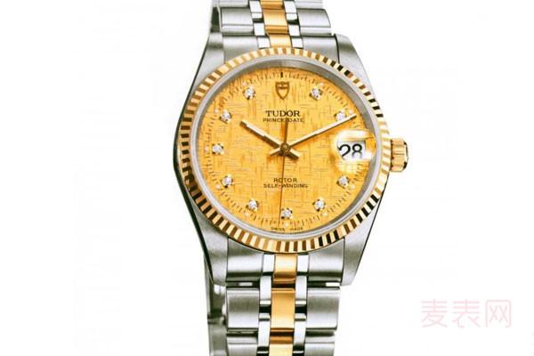 帝舵王子系列手表二手能卖多少钱