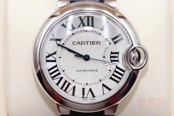 市场上卡地亚手表回收怎么样