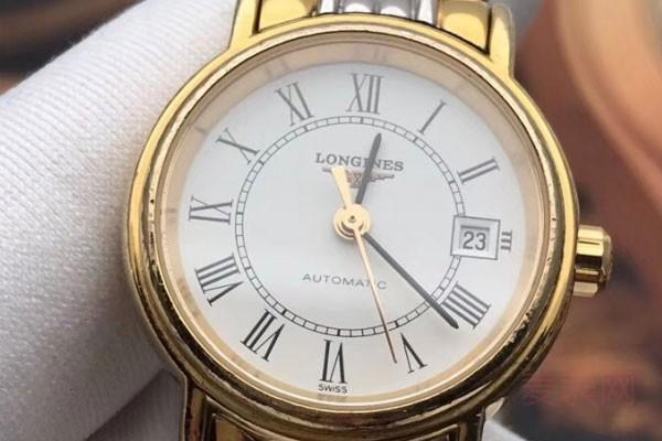 浪琴手表回收什么价格属高价范畴