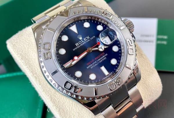 劳力士手表回收出售还能保留大部分价值吗