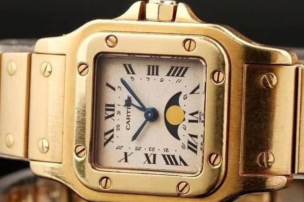 卡地亚手表回收价钱是怎么算的
