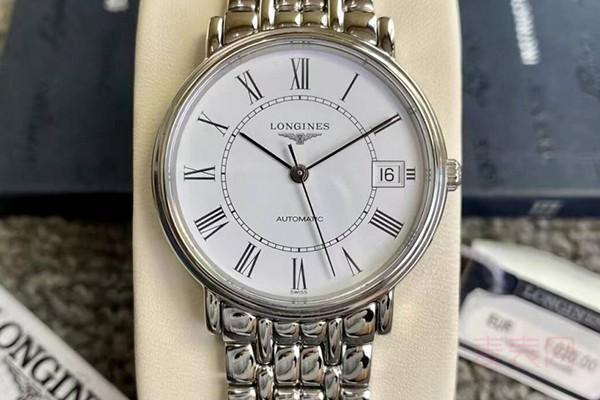 16年买的一万元的浪琴手表能回收吗