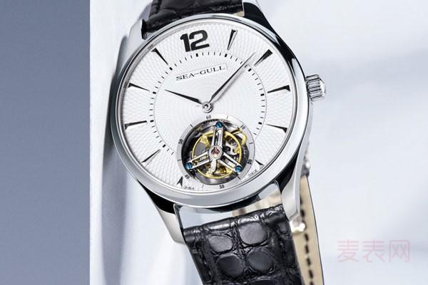 海鸥机械手表回收价多少钱