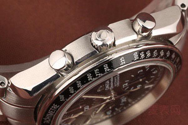 停产的经典欧米茄手表回收价格不停涨