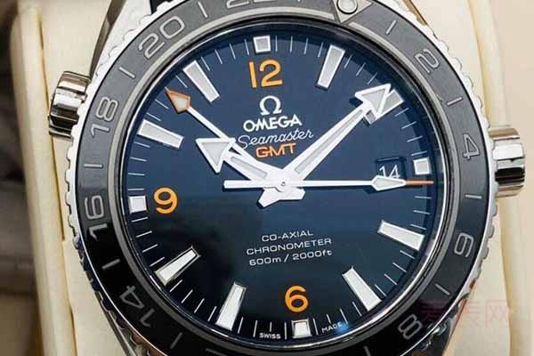 8成新欧米茄的手表能回收吗