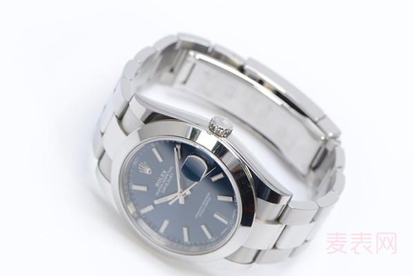 劳力士手表在线上平台回收多少钱