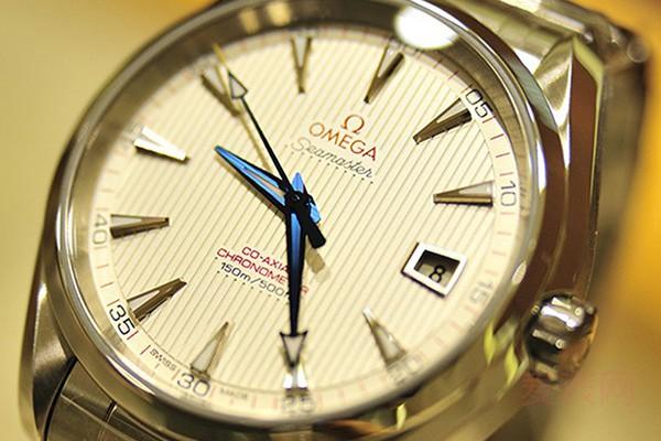 欧米茄海马手表回收大概多少钱