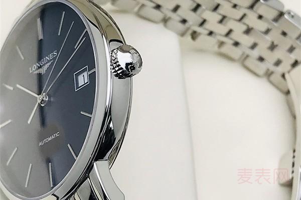 14000买的浪琴男表手表回收价格是多少