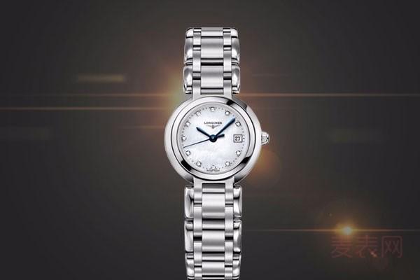 用了四年的浪琴手表能卖多少钱
