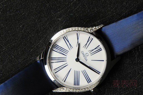 欧米茄二手手表回收价格几折