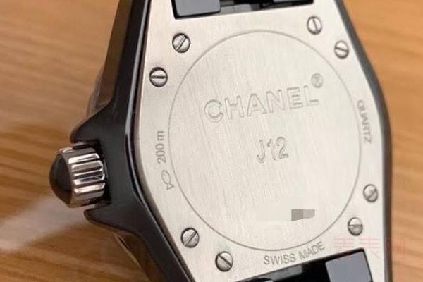 香奈儿手表二手能卖吗 关键看品相