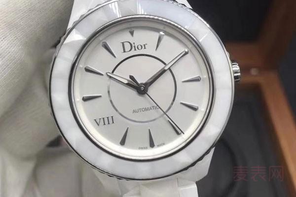 迪奥手表能回收吗?市场行情如何