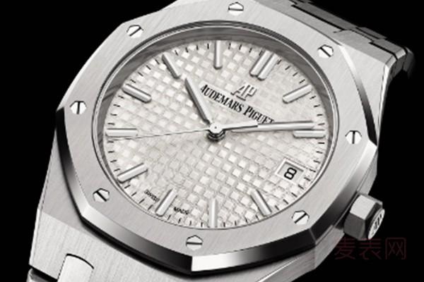 爱彼手表回收多少钱 回收时应如何避坑