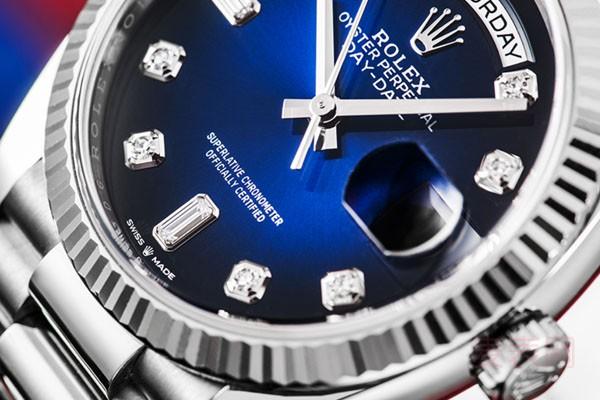 日历型118239劳力士手表回收价格有多少