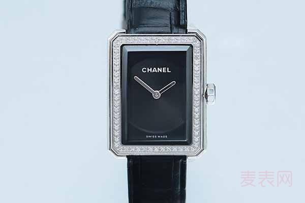 95成新二手香奈儿手表能卖多少钱