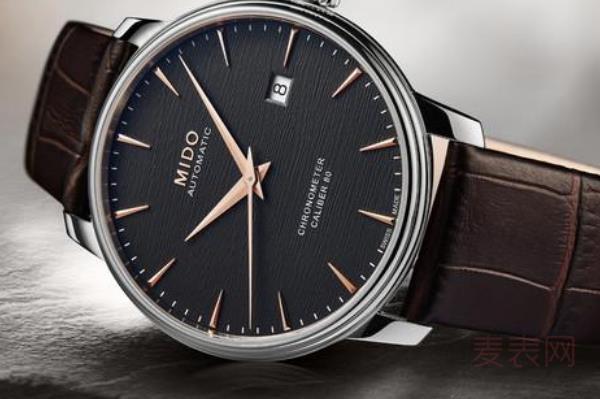 二手表回收大概多少钱想知道很简单