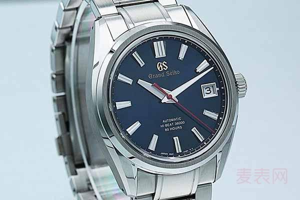 回收冠蓝狮GS手表需要注意什么