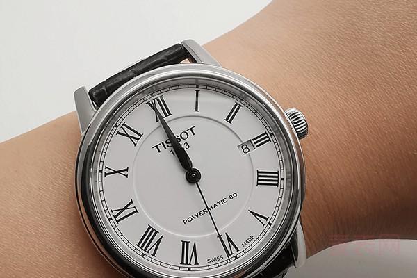 去哪了解2000元的天梭手表回收价格