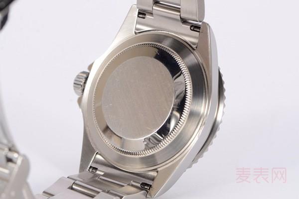 劳力士黑鬼手表回收价格惊破眼球