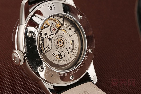 回收二手汉米尔顿手表最高能卖多少钱