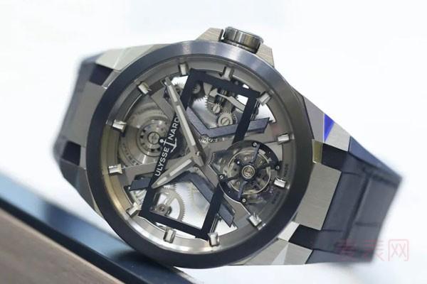 瑞士手表回收一般是原价的几折