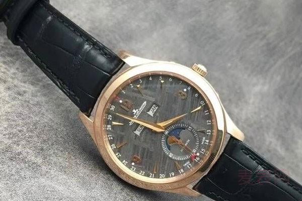 积家二手手表回收价格 二手表还保值吗