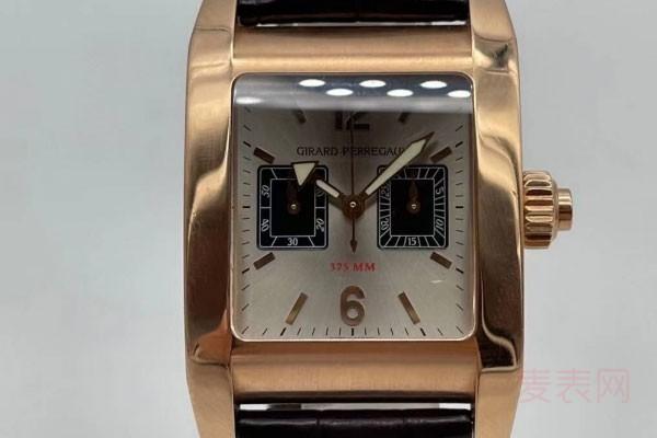 芝柏手表回收多少钱 款式说了算