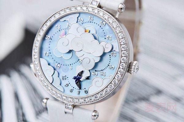 梵克雅宝手表一般回收什么价格半折难吗?