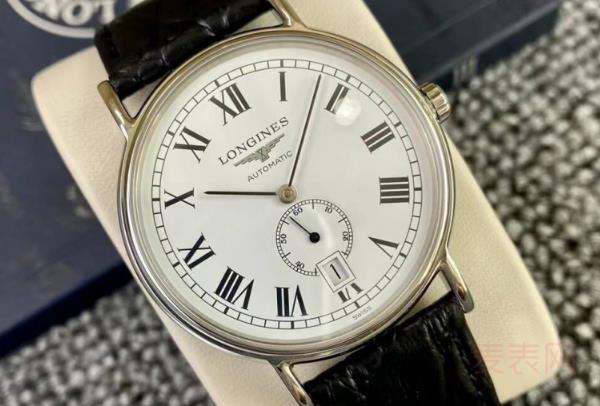 回收浪琴二手手表多少钱是最佳价格