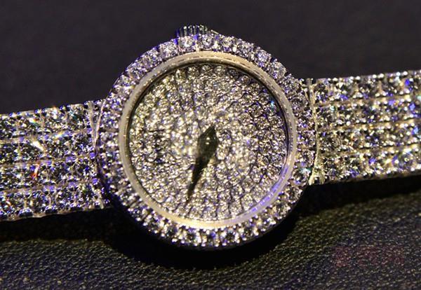 伯爵钻石手表回收通常更在乎渠道