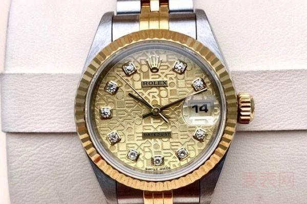 二手高档手表回收价格多少 哪些因素影响价格