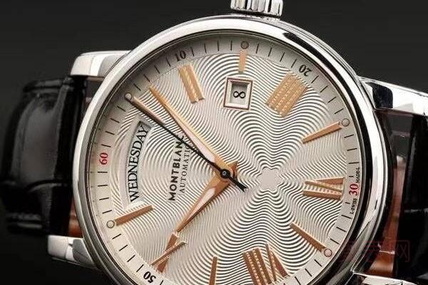 95新的万宝龙手表二手能卖多少钱