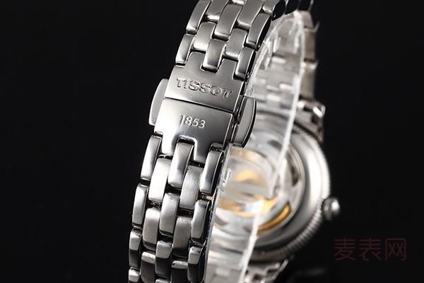 女款天梭手表能回收多少钱?4折值得出手吗