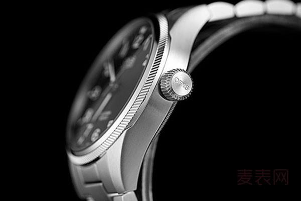 小众品牌豪利时手表能卖多少钱