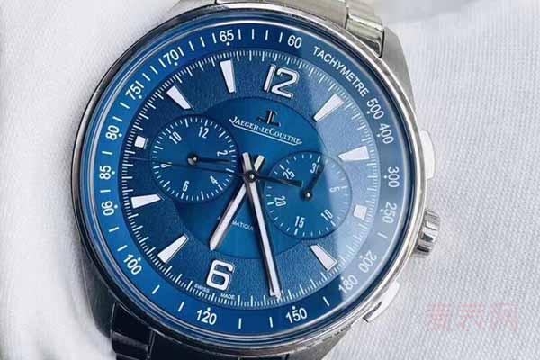 积家二手手表高价回收有望吗