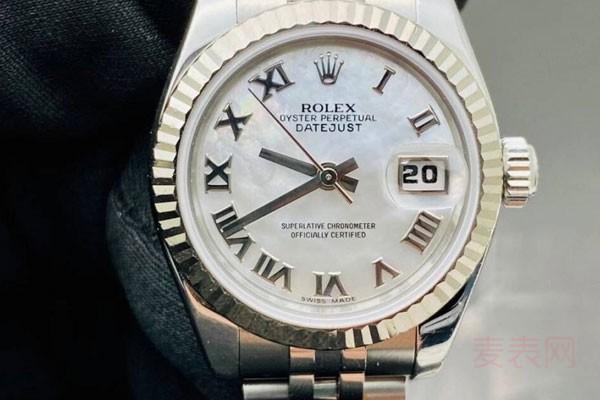 正规回收高档手表才能发挥最大价值