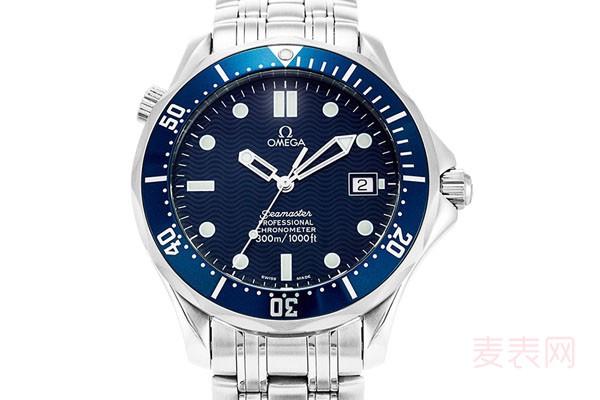 二手手表回收交易价格大概有几折