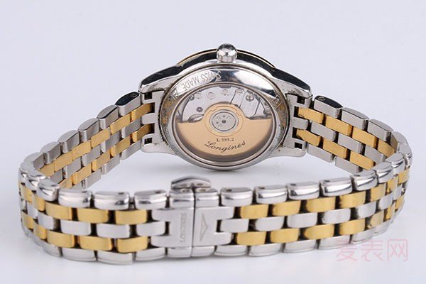 浪琴二手手表回收大概几折