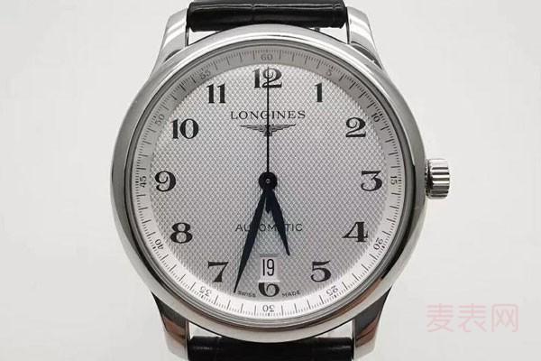 售价两万浪琴手表回收多少钱