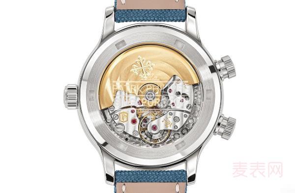 老款百达翡丽手表回收通常更轻松