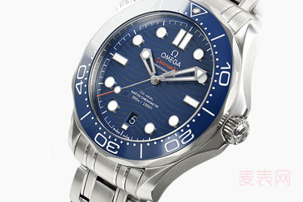 二手手表欧米茄回收价格一般有几折