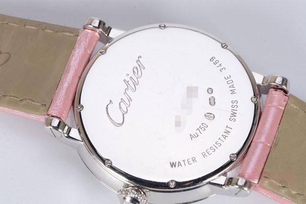 卡地亚的珠宝手表二手回收大概几折