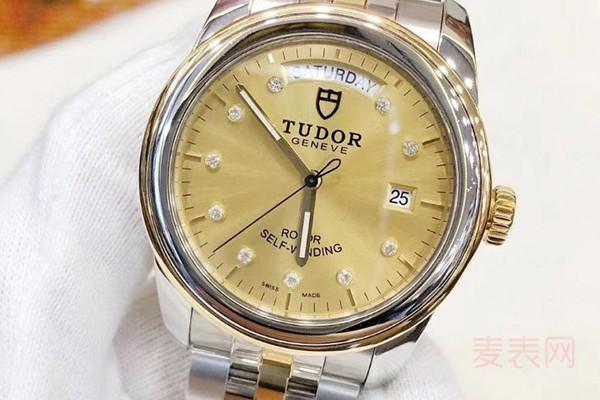 帝舵男士手表可以回收多少钱