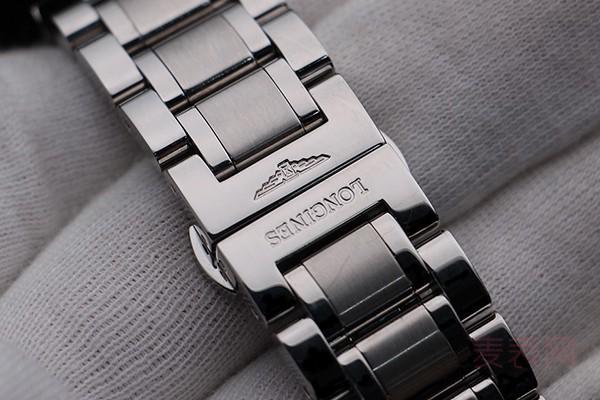 浪琴手表线上回收估价能确保高价吗