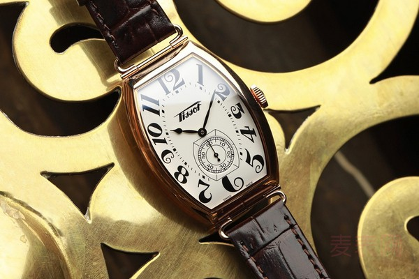二手天梭手表一般卖多少钱一块