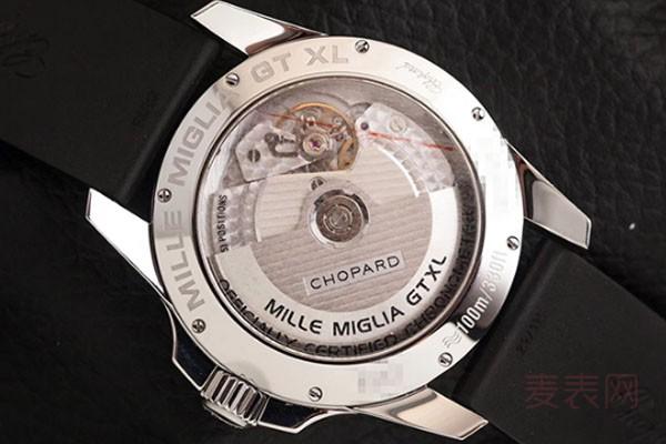 怎样才能让回收萧邦手表的价格更高