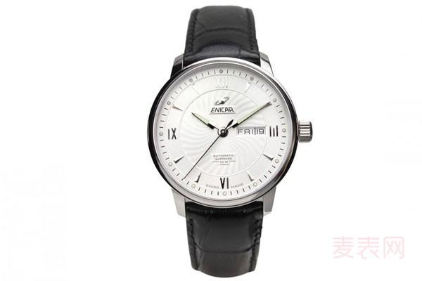 回收英纳格手表多少钱 这里一目了然