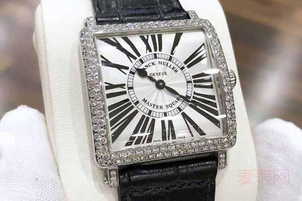 法穆兰手表1150回收价格出人意料
