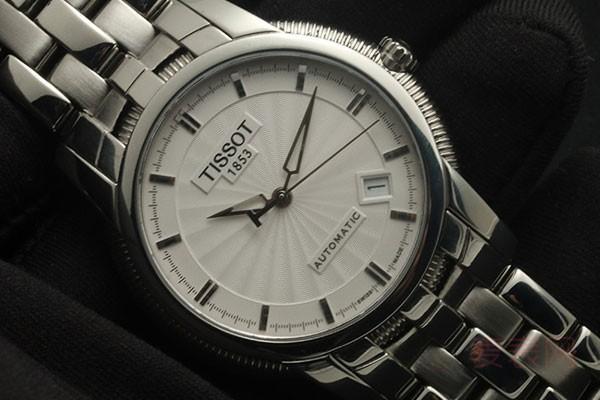 天梭手表哪里可以回收比较靠谱